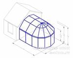 Строительство зимнего сада